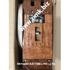 А3775М автоматический выключатель